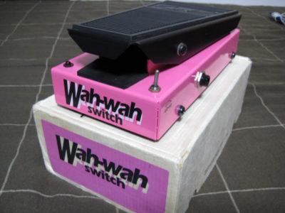 GEORGE DENNIS Wah-Wah Switch