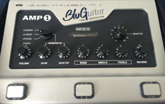 BluGuitar AMP1 - Part.3 Front Panel