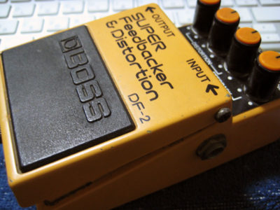 BOSS Super Feedbacker & Distortion DF-2
