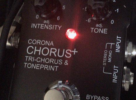 t.c. electronic Corona Chorus+ Tri-Chorus & Toneprint