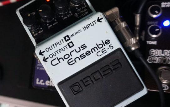 BOSS CE-5 Chorus Ensemble