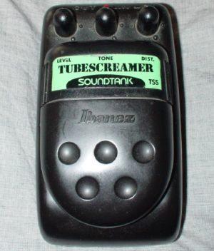 Ibanez Soundtank TS5 TubeScreamer