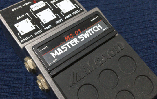 Maxon Master Switch MS-01