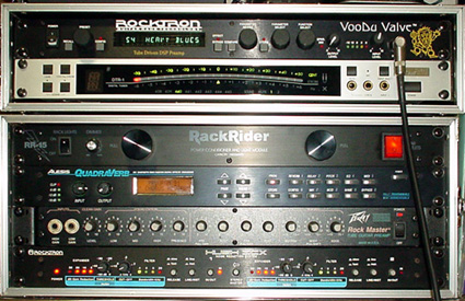 Rack Guitar Sound System Ver.3-2