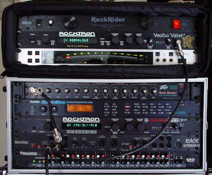 Rack Guitar Sound System Ver.4-7