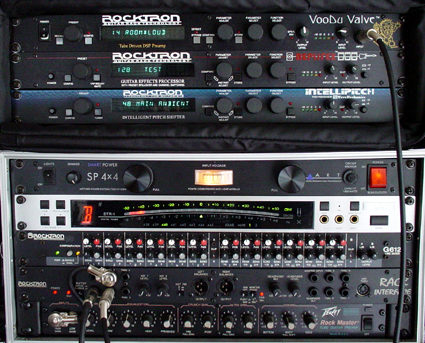Rack Guitar Sound System Ver.5-12