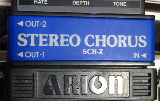 ARION SCH-Z STEREO CHORUS Mod