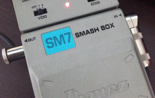 Ibanez TONE-LOK SM7 SMASH BOX