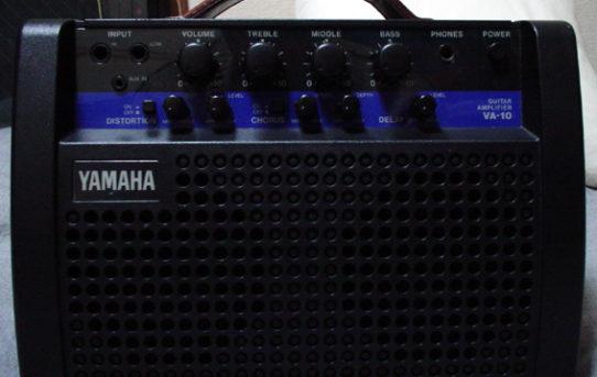 YAMAHA Guitar Amplifire VA-10