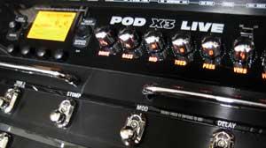 Line6 POD X3 Live