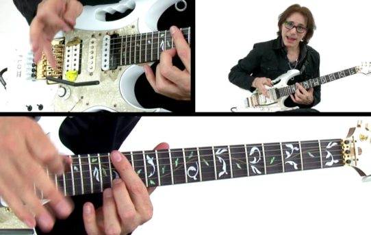 [Youtube] Steve Vai Guitar Lesson - For The Love of God - Alien Guitar Secrets: Passion & Warfare
