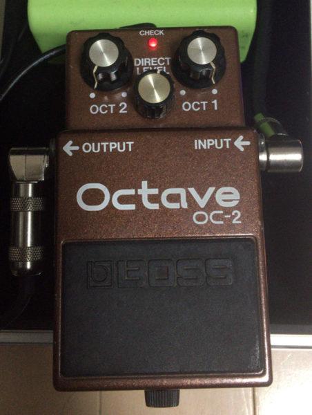 Boss Octave OC-2
