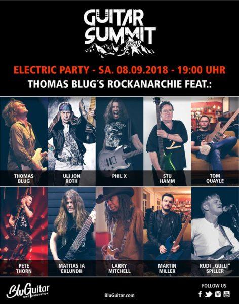 BluGuitar & ThomasBlug News