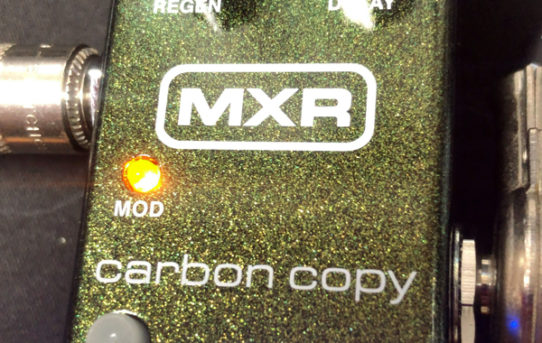 MXR M299 Carbon Copy Mini Analog Delay