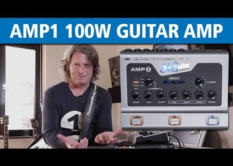 BluGuitar AMP1 - Part.8 ThomasBlug's Demo Movie