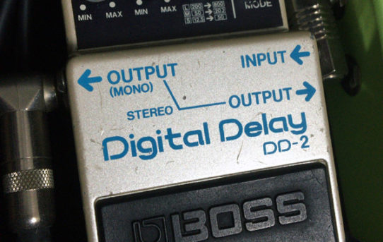BOSS Digital Delay DD-2