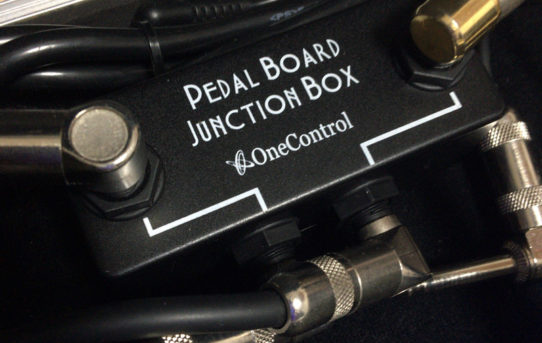 OneControl Pedal Board Junction Box