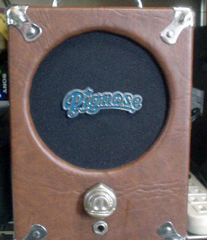Pignose 7-100R Amplifiers