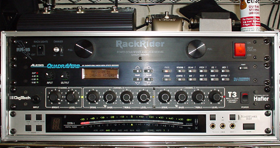 Rack Guitar Sound System Ver.2-1.1