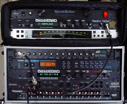 Rack Guitar Sound System Ver.4-7