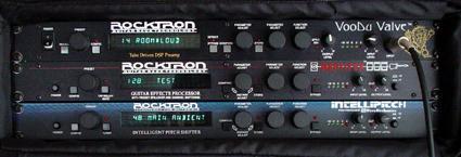 Rack Guitar Sound System Ver.6-1/2/3