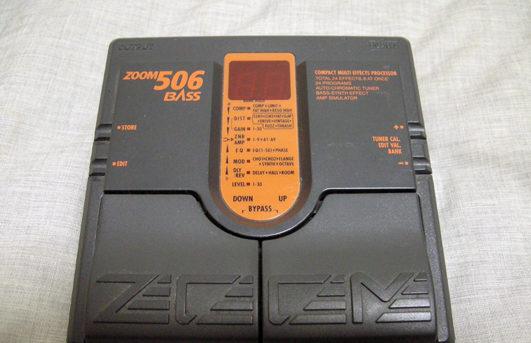 ZOOM 506 BASS