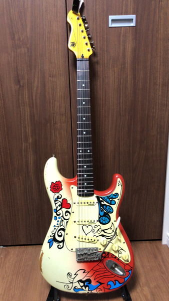 "JHS (Vintage) V6MRHDX Thomas Blug Signature ""SUMMER OF LOVE"""