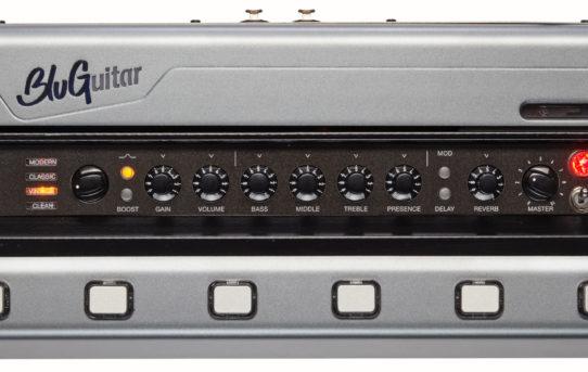 BluGuitar AMP X
