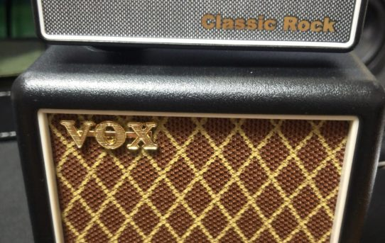 VOX amPlug2 with Cabinet